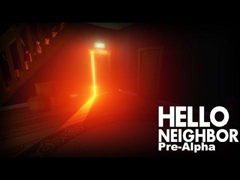 Hello Neighbor Pre-Alpha Walkthrough/Longplay (No Commentary) thumbnail