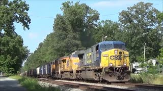 [HD] Best of CSX Trains on the RF&P Sub and more during the Fall of 2014