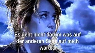 The Climb - Miley Cyrus (Deutsche Übersetzung)