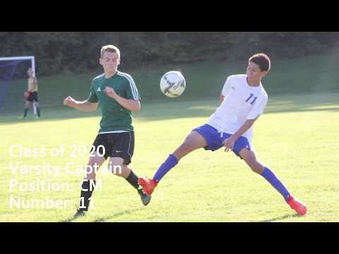 John Fahmy Varsity Soccer Highlights 2017 Season Fairfax Baptist Temple Academy