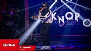 Nyashinski: Khona (Cover) - Coke Studio Africa