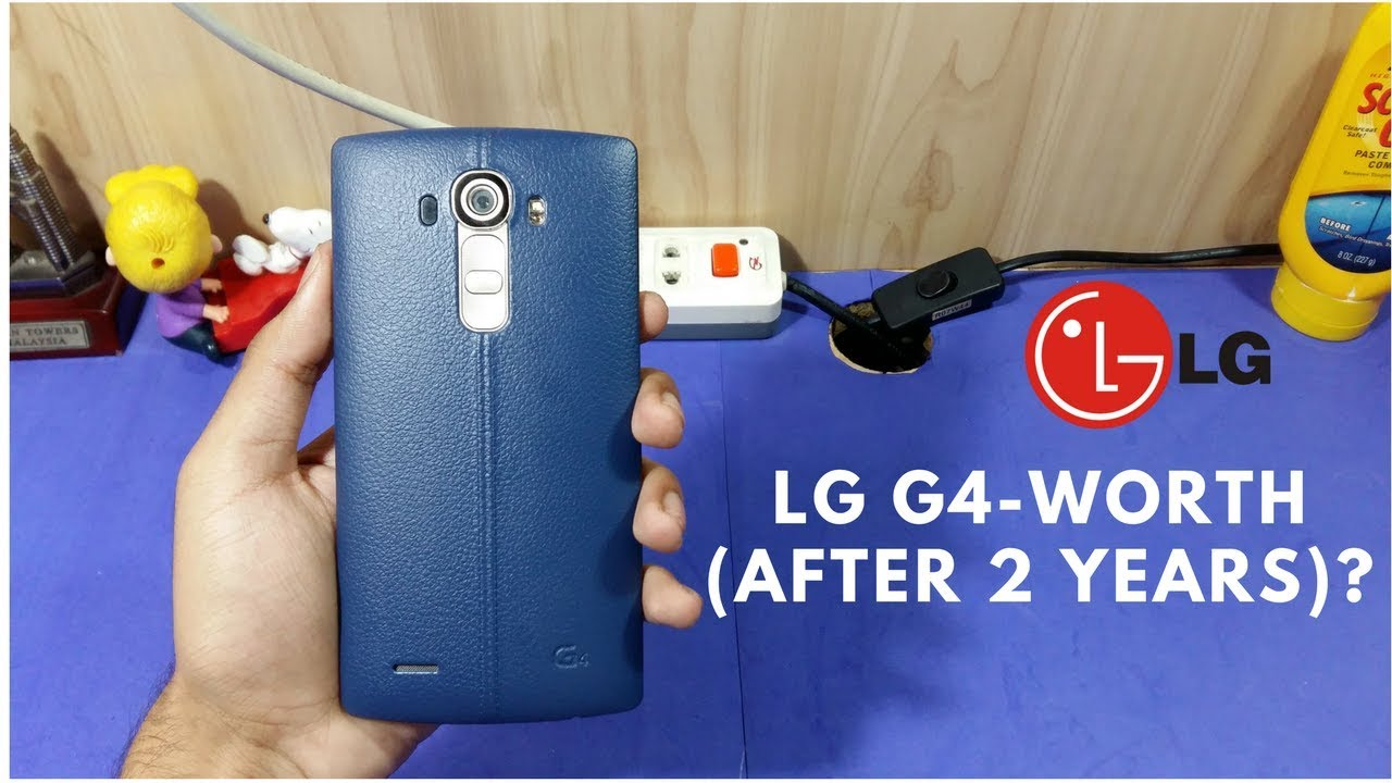 How much is an lg g4 worth