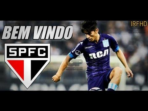 Alexis Soto ● Bem Vindo Ao São Paulo FC ● 2018