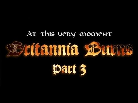 Britannia Burns - Richard Garriott Interview, Part 3