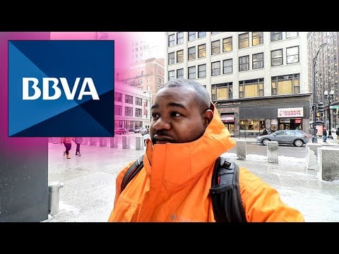 BBVA Disable Chinese Citizens Bank Account In Spain Madrid