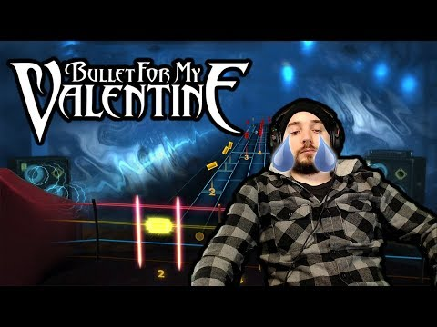 Bullet for My Valentine  Tears Dont Fall Rocksmith DLC