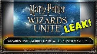 RELEASE DATE!!! HARRY POTTER: WIZARDS UNITE