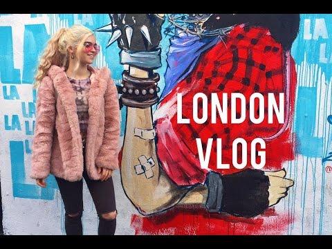 Vintage Shopping in London! // Love Saskia