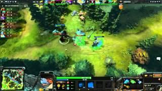 Dota 2 The International 2013 Orange vs Na'Vi LB Round 6A 1 of 3 Russian Commentary [HD]