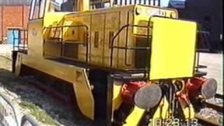 shunters at workington steelworks 14 9 02