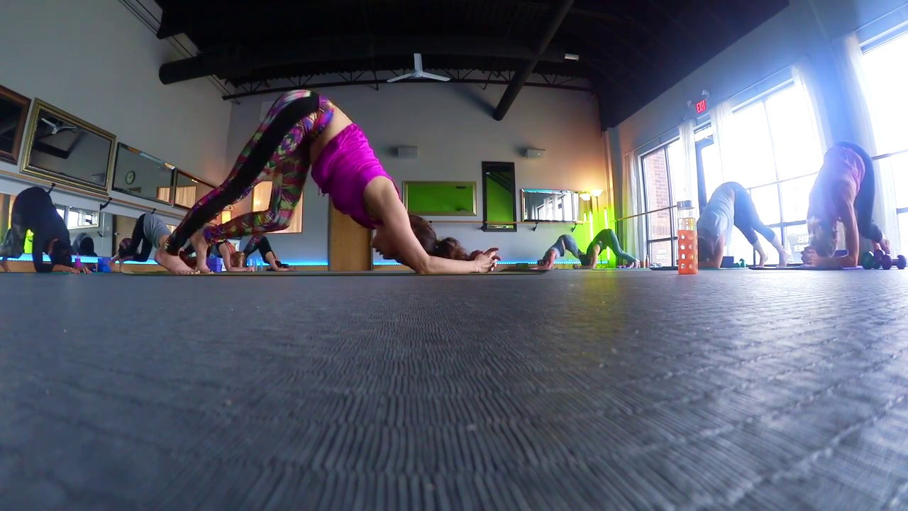 Yoga Sculpt - YouTube