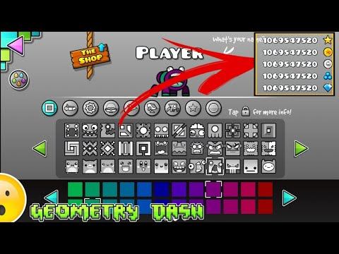 HACK DE GEOMETRY DASH 2019-20 (LINK MEDIAFIRE)