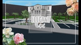 ROBLOX | Bloxburg: Elegant Hotel