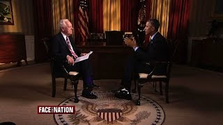 President Obama talks ISIS, immigration, and midterm elections