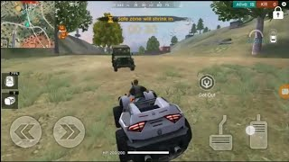 😱😱😱😱😱😱Old Jeep v/s space car fight😱😱😱😱😱😱😱|| freefire funny fight