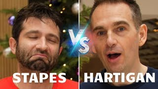 Versus: STAPES vs HARTIGAN