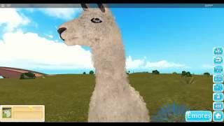 Llama Pre-Release Pack! [Farm World] - Roblox