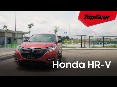 Feature: 2018 Honda HR-V RS Navi CVT