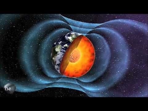 Earth's magnetism proves Foundations Of Heaven and square flat earth
