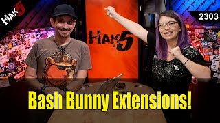 Bash Bunny Extensions! - Hak5 2303