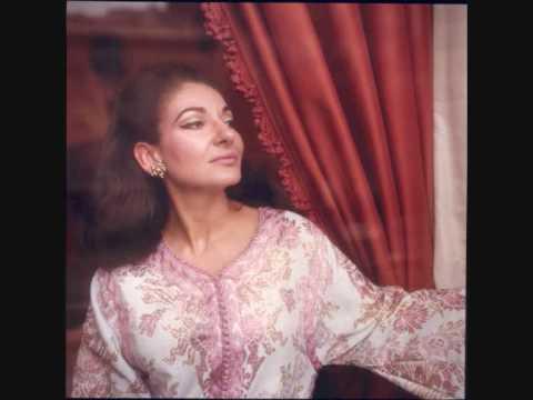 Maria Callas. Crudele?...Non mi dir. Don Giovanni. W. A. Mozart.