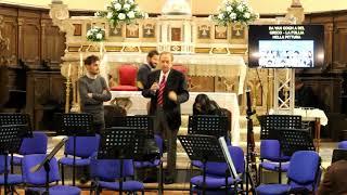 Bitalk, Mirabella inaugura i restauri della chiesa di San Gaetano