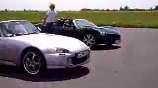 opel speedster & honda s2000