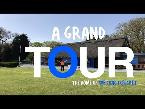A Tour of One of the OLDEST Cricket Clubs EVER! (300+ years old)