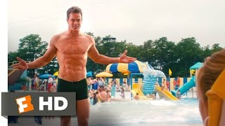 Grown Ups - Canadian Hunk and the Water Park Scene (8/10) | Movieclips