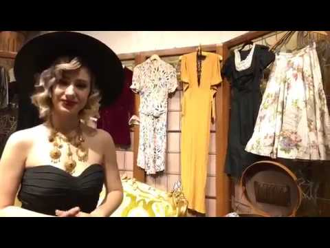 Vintage Fashion Styling Tips & Ideas from Ruby Lane | Kaitlin Marie Weber