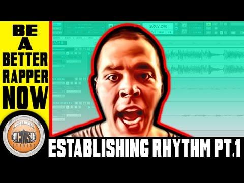 How To Improve Rap Flow: Establishing Rhythm:   ColeMizeStudios.com