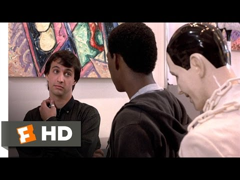 Beverly Hills Cop (2/10) Movie CLIP - Serge & Achmed (1984) HD