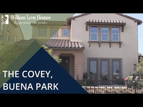 The Covey: New Homes in Buena Park, CA