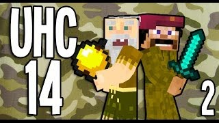 "Minecraft - Mindcrack UHC 14 Ep 02 - ""Mumblin"