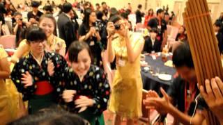 คนจีนคนญี่ปุ่นม่วนกับเสียงแคน