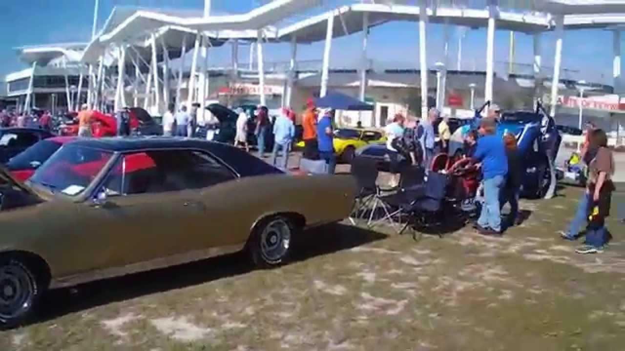 Car Show At Jetblue Park