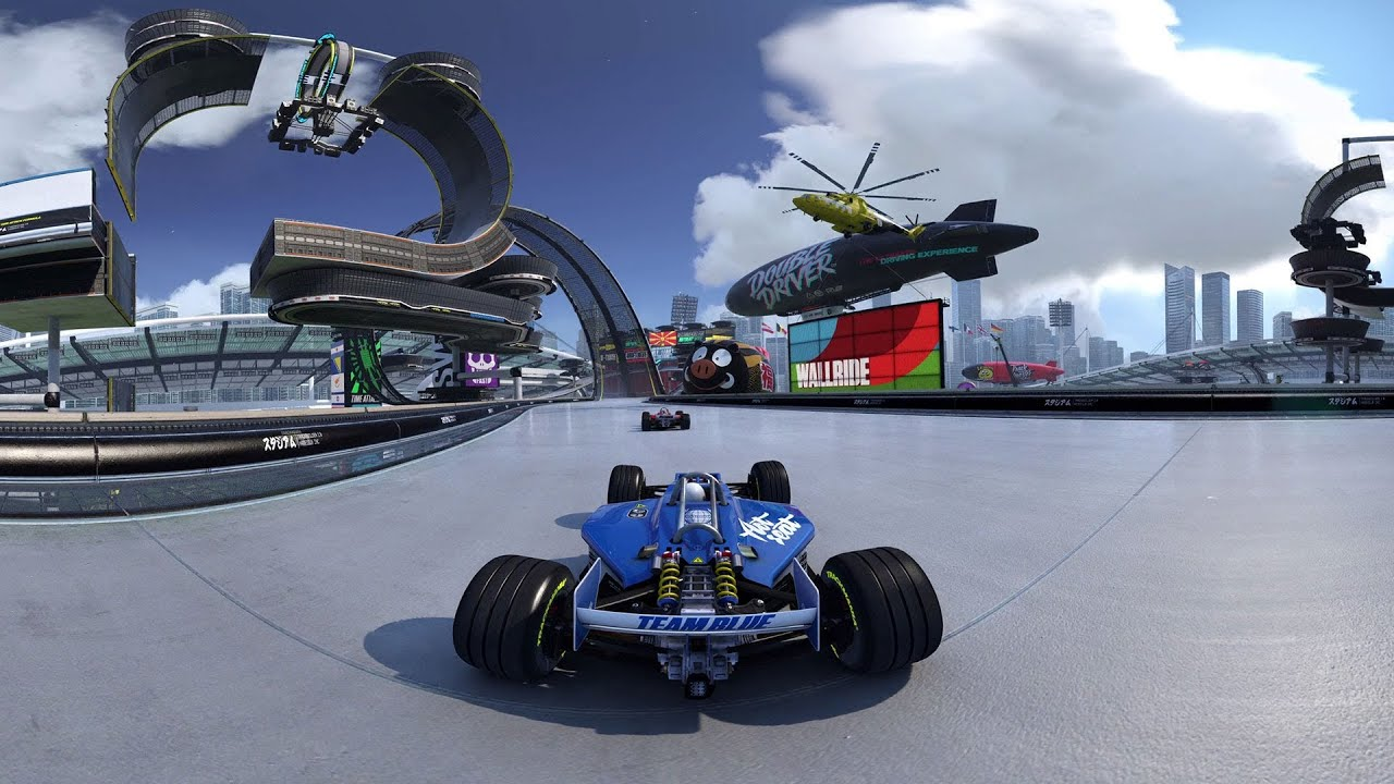 trackmania turbo trailer and gameplay youtube. Black Bedroom Furniture Sets. Home Design Ideas