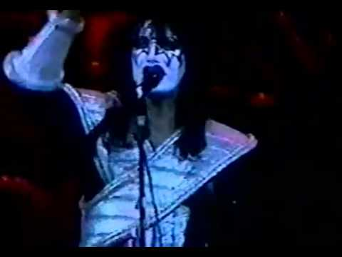 KISS Live In Houston 9/1/1977(1st Night) Love Gun Tour