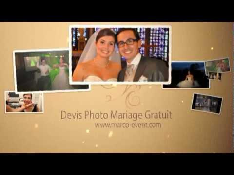 diaporama photo mariage par marco event photographe mariage youtube. Black Bedroom Furniture Sets. Home Design Ideas