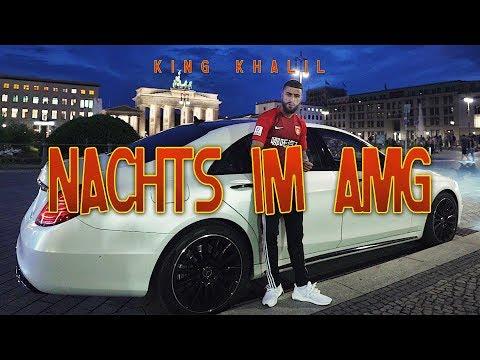 KING KHALIL - NACHTS IM AMG (PROD.BY TROOH HIPPI)