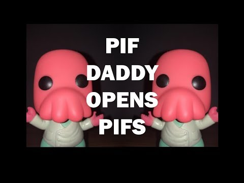 PIF Daddy Opens PIFs