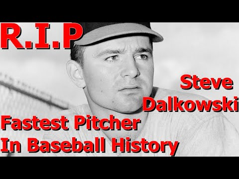 Steve Dalkowski, 'fastest Pitcher In Baseball History,' Dies At 80