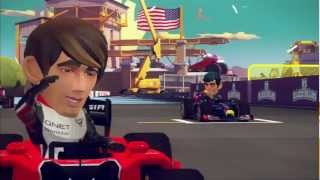 F1 Race Stars - Gameplay (USA)