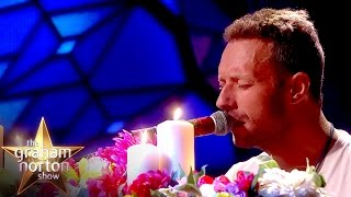 Download Coldplay - 'Everglow' | Live on The Graham Norton Show