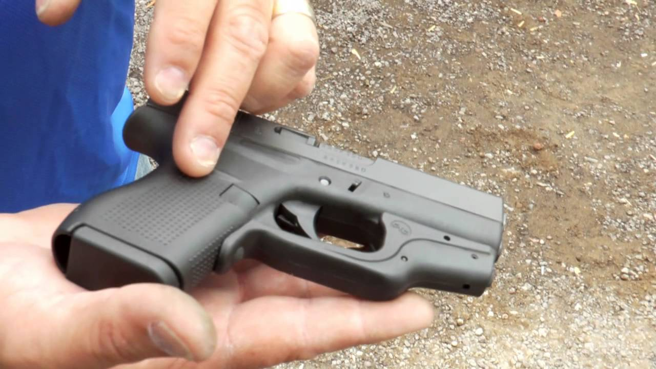 Crimson Trace LG-443 Laserguard for Glock 42 - OpticsPlanet com