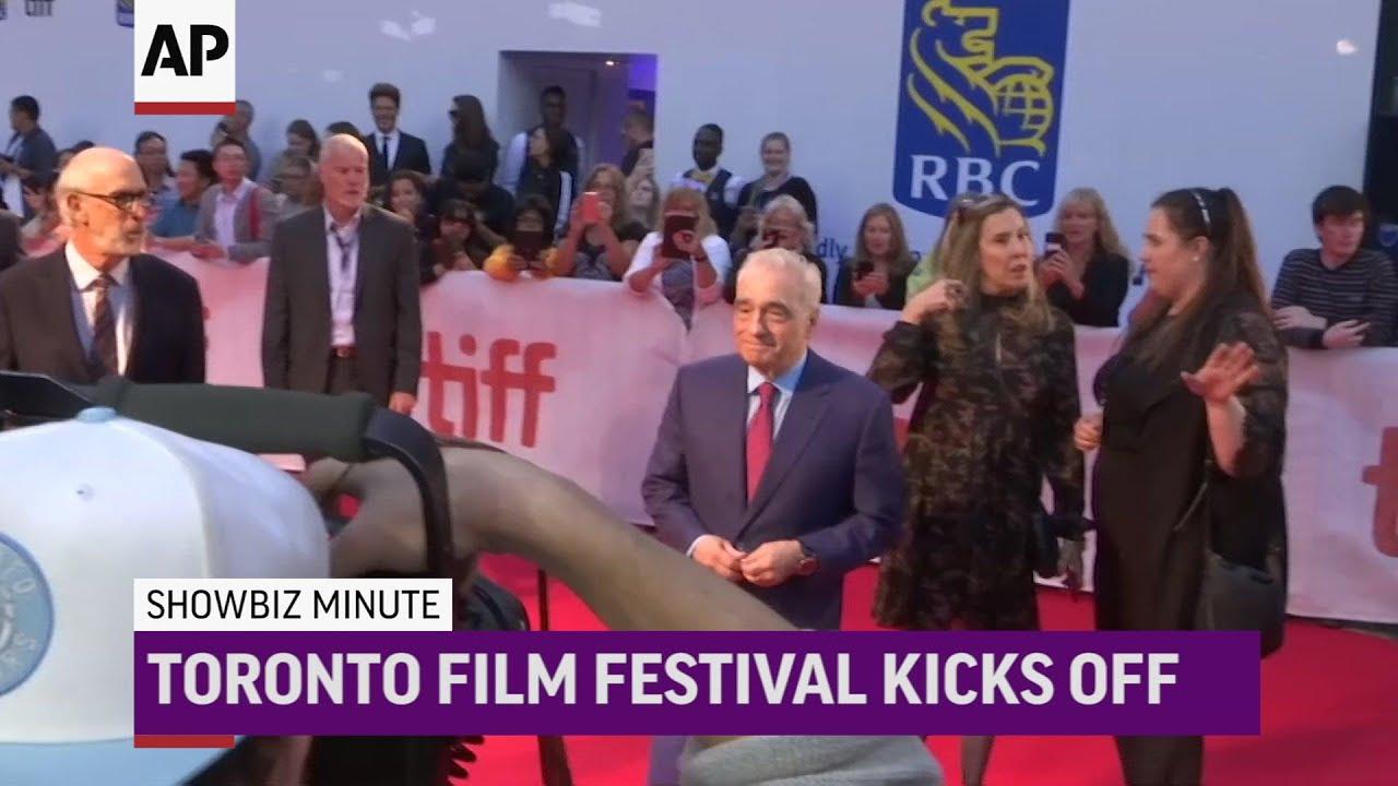 ShowBiz Minute: TIFF, Harry Potter, Minaj | Ap Video