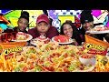 Download Flammin Hot Nachos Mukbang with ZaddyChunkChunk & Gang