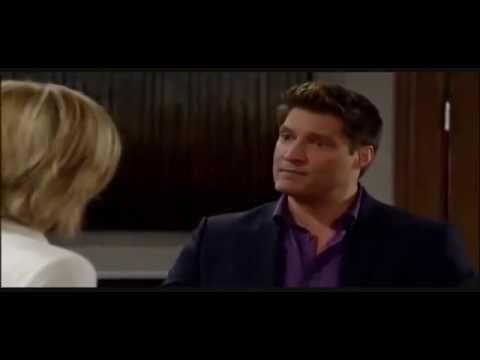General Hospital   April 15th, 2013   Michael Tells Sonny He Slept With Brenda