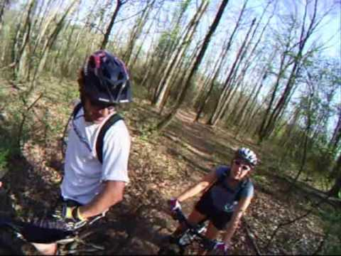 Pt. 1 - Mountain Biking Swatara State Park, Tommy, Jamae ...