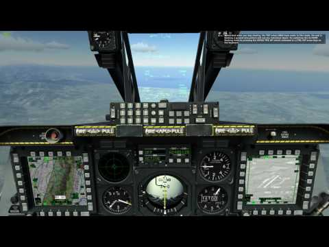 DCS A-10C Training #8 AN/AAQ-28 LITENING-II